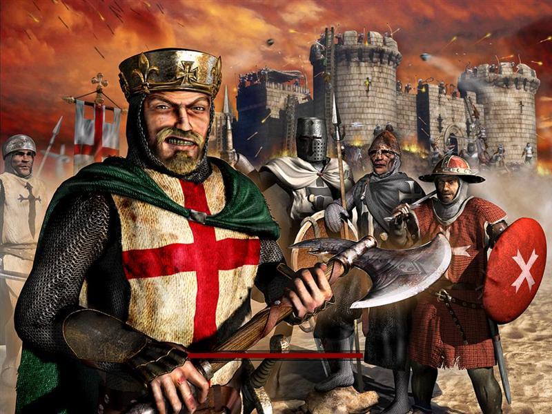 Stronghold Kingdoms - это НЕ Stronghold 3 - первое, что мы услы
